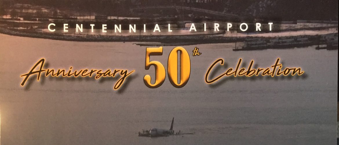 Centennial Airport 50th Anniversary Celebration